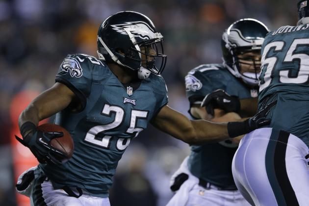 LeSean McCoy Injury: Updates on Eagles Star's Toe and Return