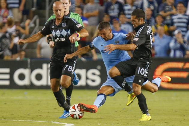 Manchester City vs. Sporting KC: Reactions from Superb Summer Showdown
