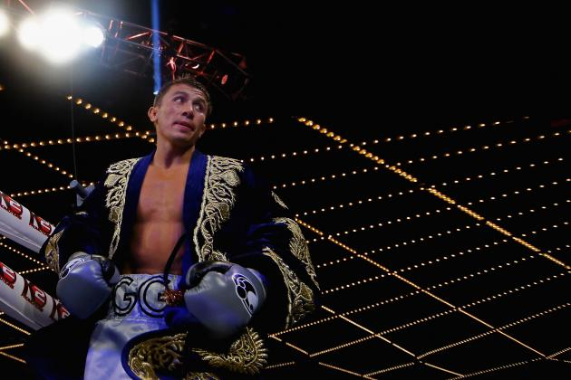 Unassuming Boxer Gennady Golovkin May Be the World's Scariest Man