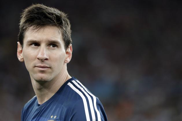 Lionel Messi to Lead Stellar Cast List for Pope Francis' Charity Match