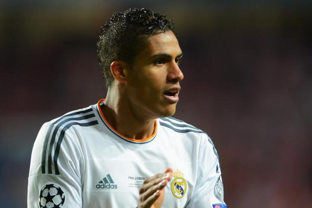 Should Real Madrid Consider Selling Raphael Varane This Summer?