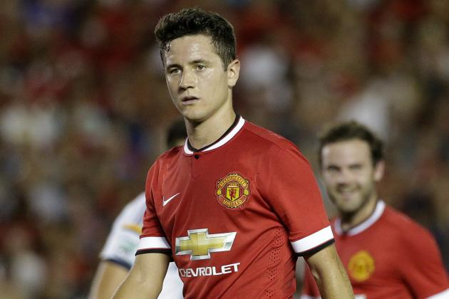 Ander Herrera Aims to Emulate Andres Iniesta, Eric Cantona at Manchester United