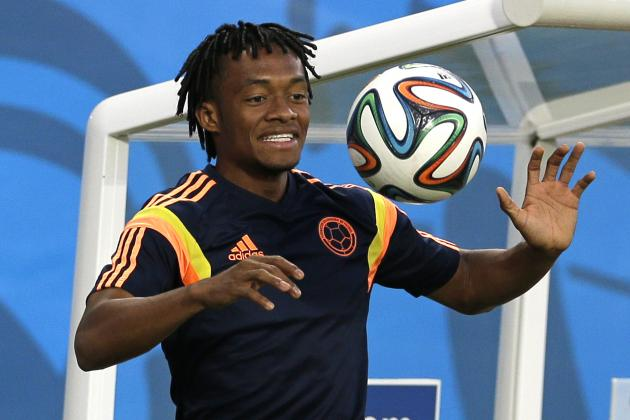 Would Fiorentina's Juan Cuadrado Improve Manchester United?