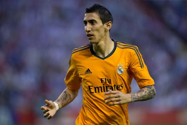 Manchester United Transfer News: Angel Di Maria PSG Plan Harms Red Devils' Hopes