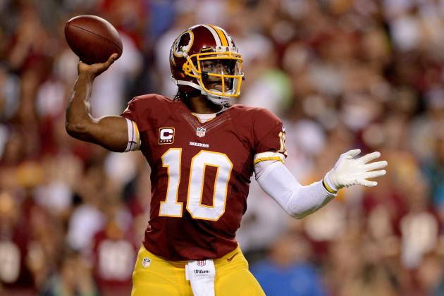 Robert Griffin III Injury: Updates on Redskins Star's Thigh and Return