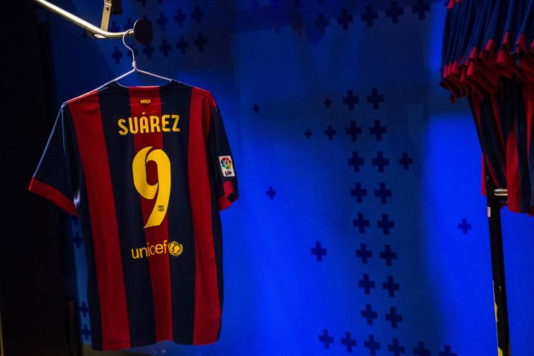 Luis Suarez Set to Make Barcelona Debut in El Clasico, Conspiracy Theories Rife