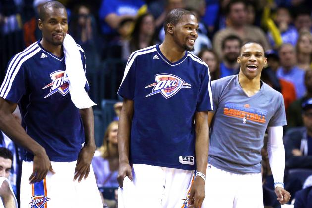 With Miami Heat's Big 3 Disbanded, Which NBA Trio Is Tops?