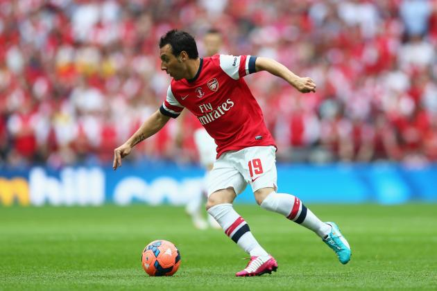 Is Santi Cazorla Expendable for Arsenal After Summer Additions?