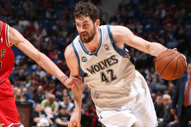 NBA Rumors: Latest Rumblings on Kevin Love, Ray Allen and More