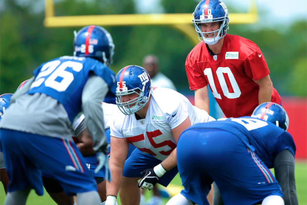 Inside Training Camp: Everything Changes When the Pads Go On