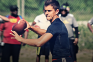 Who Does ASU QB Commit Brady White Want to