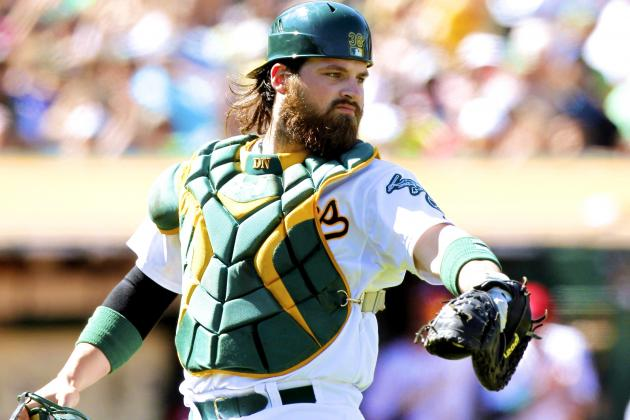 Oakland A's Innovative Catching Trio Is Changing the Game in 2014