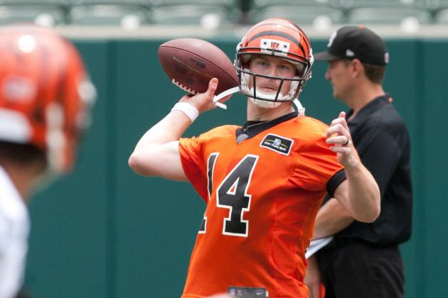 Will Bengals' Faster Pace Help or Hurt Dalton?