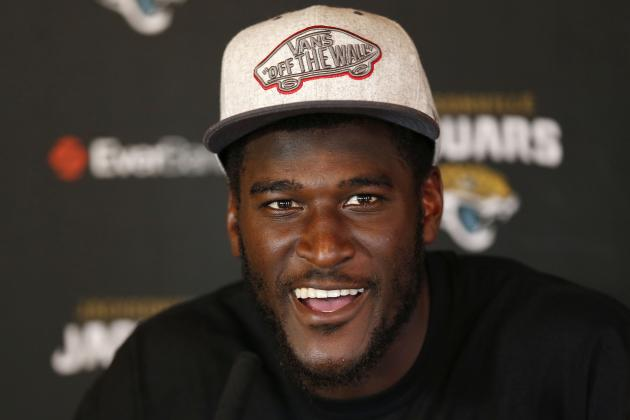 Jaguars Should Release Justin Blackmon and Completely Disassociate