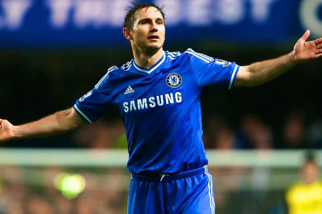 Frank Lampard Transfers to New York City FC: Latest Details, Reaction, More