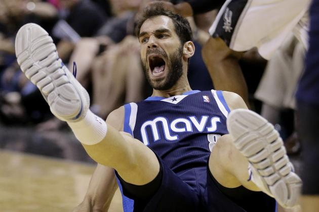 How Much of an Upgrade Is Jose Calderon?
