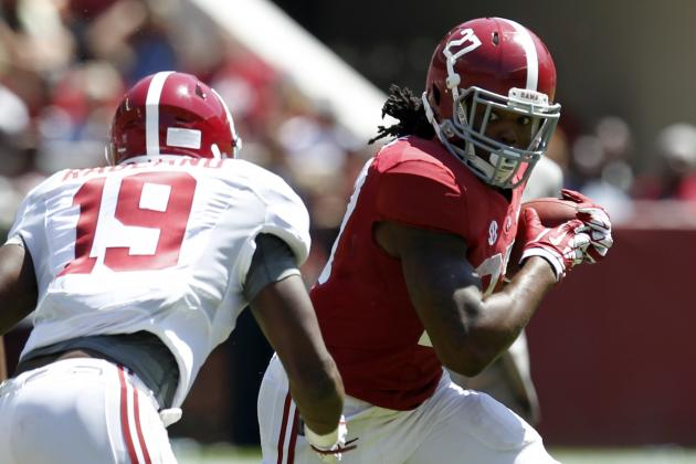Alabama Football: Realistic Expectations for Derrick Henry in 2014