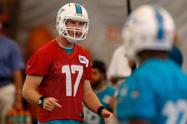 Tannehill Embracing Offensive Changes