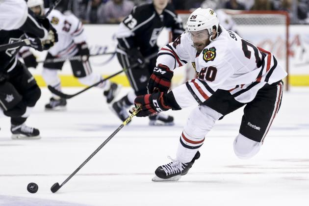 Will Chicago Blackhawks Be Able to Re-Sign Brandon Saad to a New Contract?