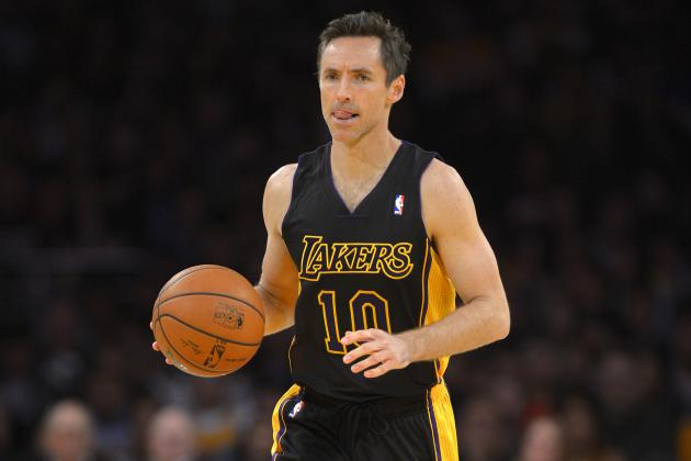 How Steve Nash Can Still Play a Valuable Role for Los Angeles Lakers