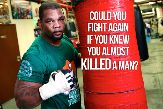 Mike Perez: Title Shot Ahead, Disabled Foe Behind