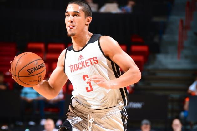Why Houston Rockets Rookie Nick Johnson Will Have a Long Career in the NBA