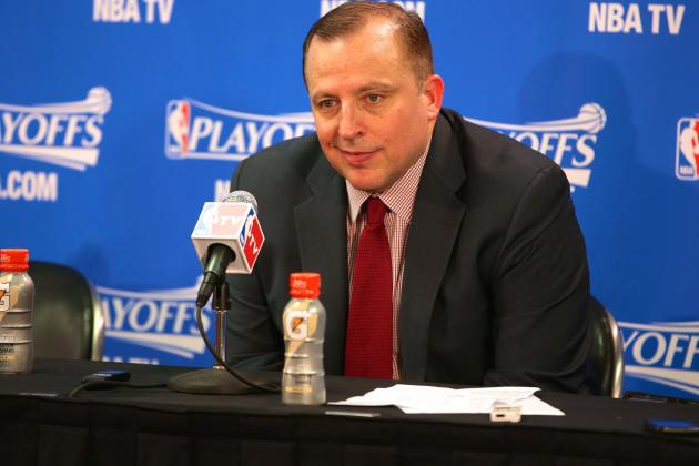 Why Tom Thibodeau Faces More Pressure Than Ever Before with Chicago Bulls