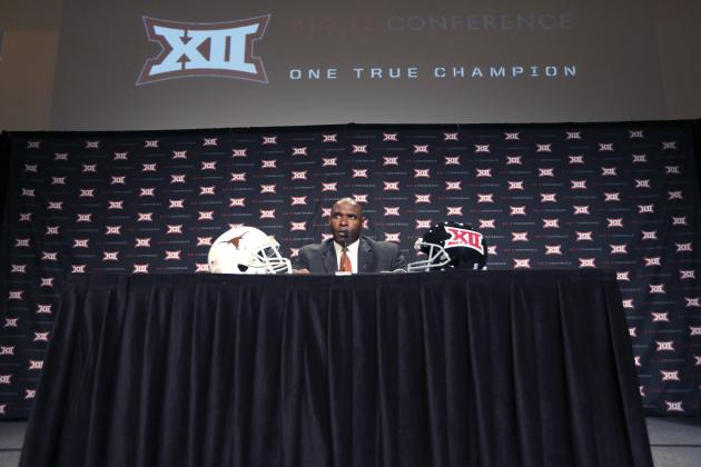 Is Charlie Strong on a Different Page Than the Texas Upperclassmen?