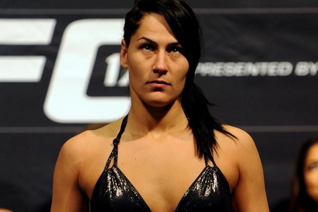 Jessica Eye Willing to Fight Anyone in UFC, Including Holly Holm