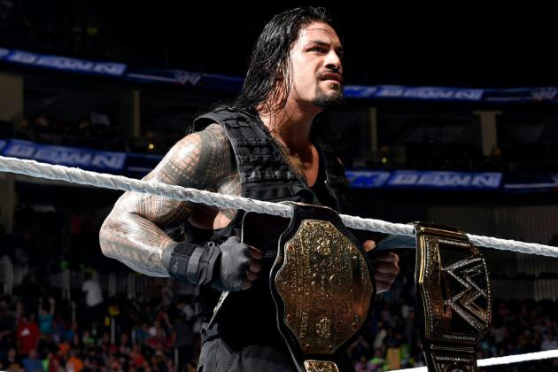 Roman Reigns Needs Quality Opponents to Succeed as a Top Star in WWE