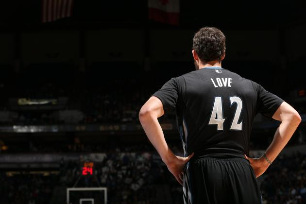 Is Kevin Love Trade Market About to Speed Up or Dry Up?