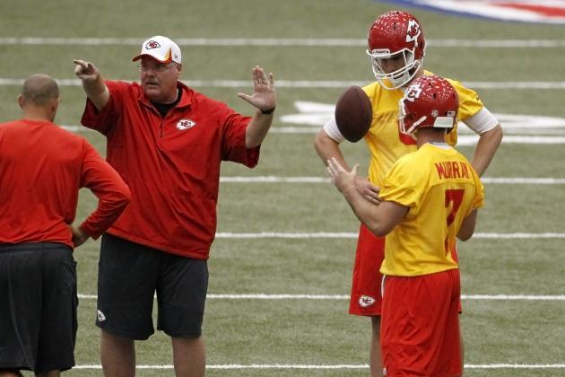 Five Questions: Kansas City Chiefs