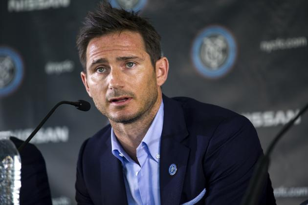 Frank Lampard to NYCFC Makes Sense for All Parties