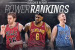 NBA Power Ranking Post-Free Agent Frenzy