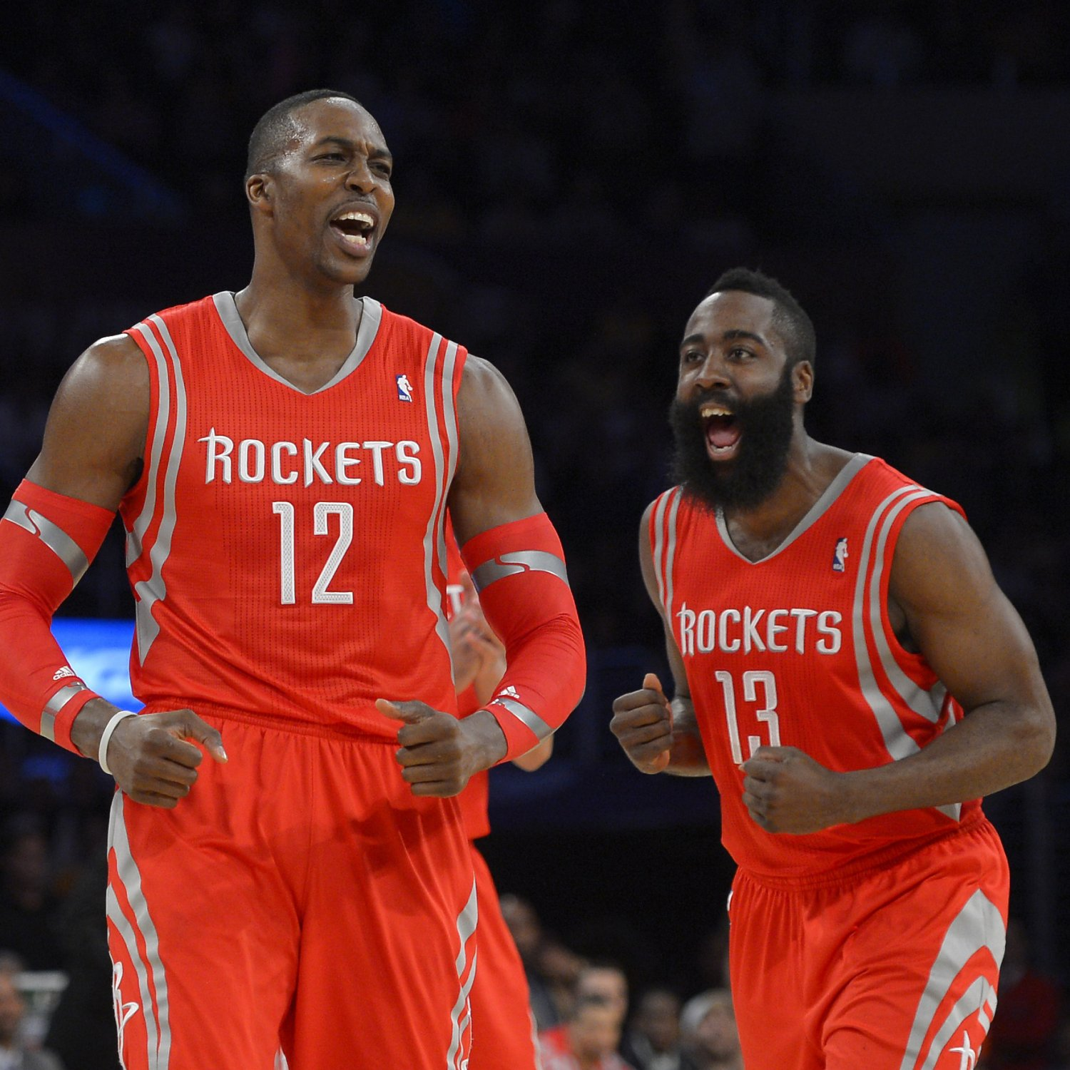 Can James Harden And Dwight Howard Overcome Weakened