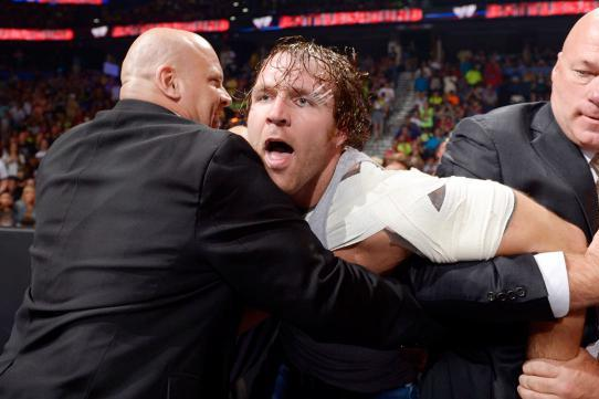 Dean Ambrose Has Surpassed Roman Reigns as The Shield's Breakout Star