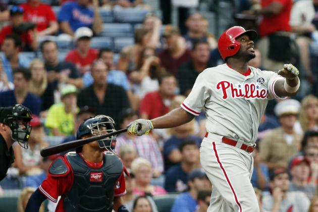 MLB Trade Rumors: Latest on Ryan Howard, John Danks and More