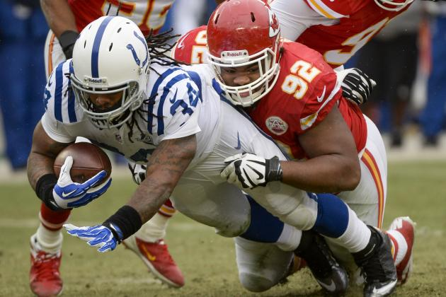 Dontari Poe One of NFL's Top Young Players
