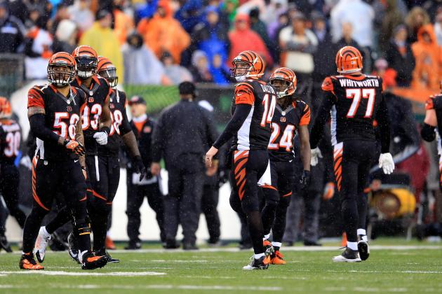 Bengals' Season Comes Down to Winning in Playoffs