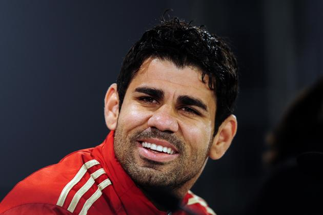 Chelsea Transfer News: Analyzing How Diego Costa Will End Blues' Striker Woes