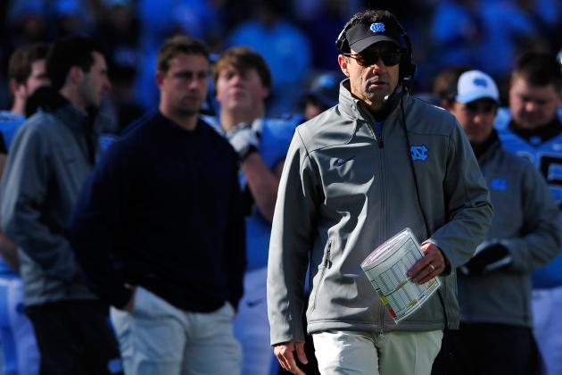UNC Tar Heels Aim to Reverse Last Season's Football Start