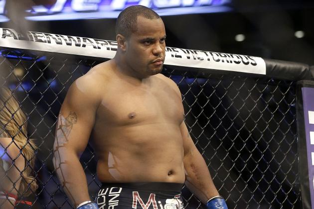 Daniel Cormier Excited to Get His Hands on Jon Jones at UFC 178