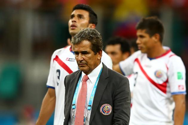 Pinto Resigns from Costa Rica Post