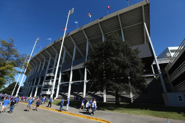 Commonwealth Stadium Construction Won't Take a Break