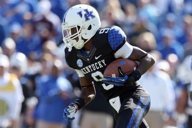 Wide Receiver Robinson Still Working His Way out of Trouble