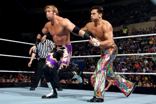 Timeline of Zack Ryder's 2-Year Gap Between Wins on WWE Raw