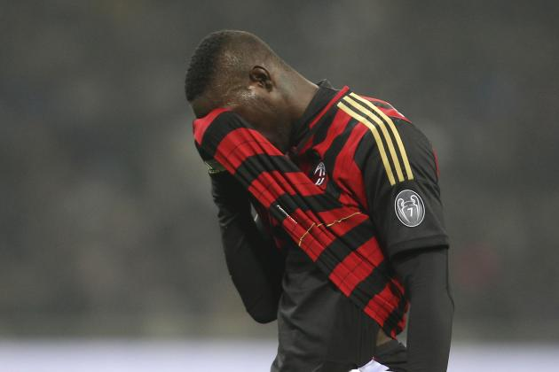How Milan Could Improve Their Squad with Mario Balotelli Transfer Fee