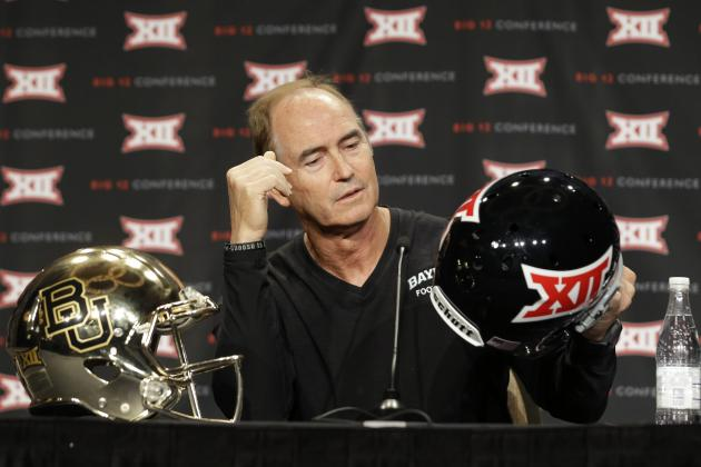 Baylor's Art Briles Admits to 'Conversation' with Texas About Job This Offseason