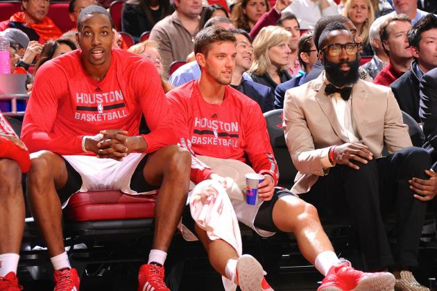 Houston Rockets-Dallas Mavericks Rivalry Heating Up over Chandler Parsons Drama
