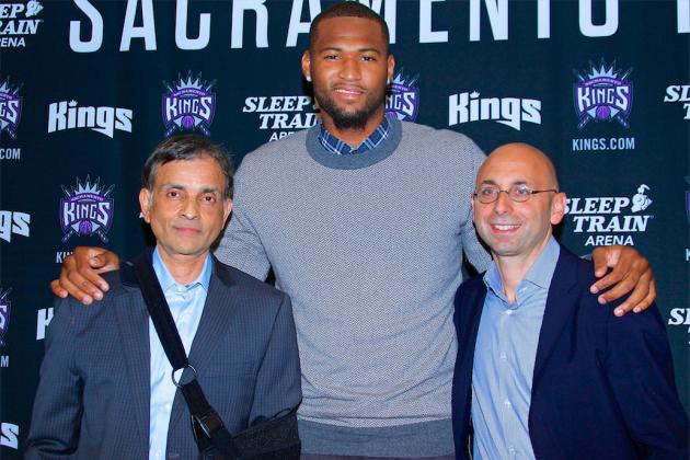 Kings GM Pete D'Alessandro Talks Summer League, DeMarcus Cousins, Team Future